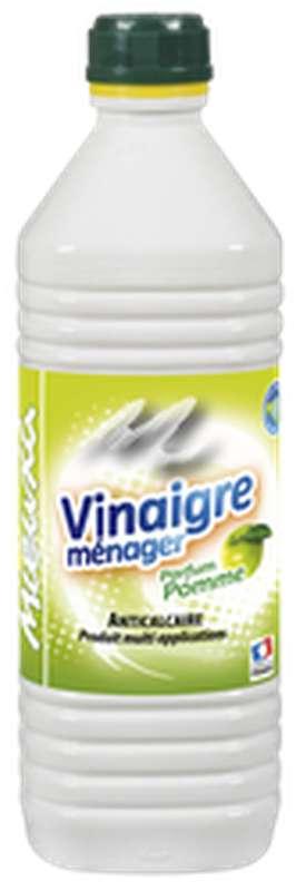 Vinaigre ménager anti-calcaire parfum Pomme, Mieuxa (1 L)