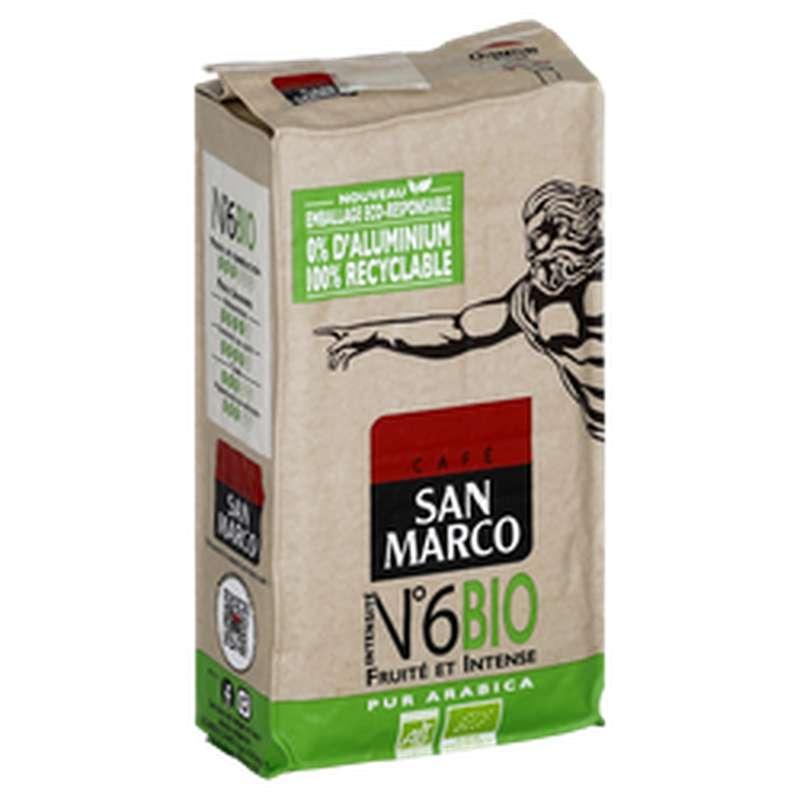 Cafe moulu BIO, San Marco (250 g)