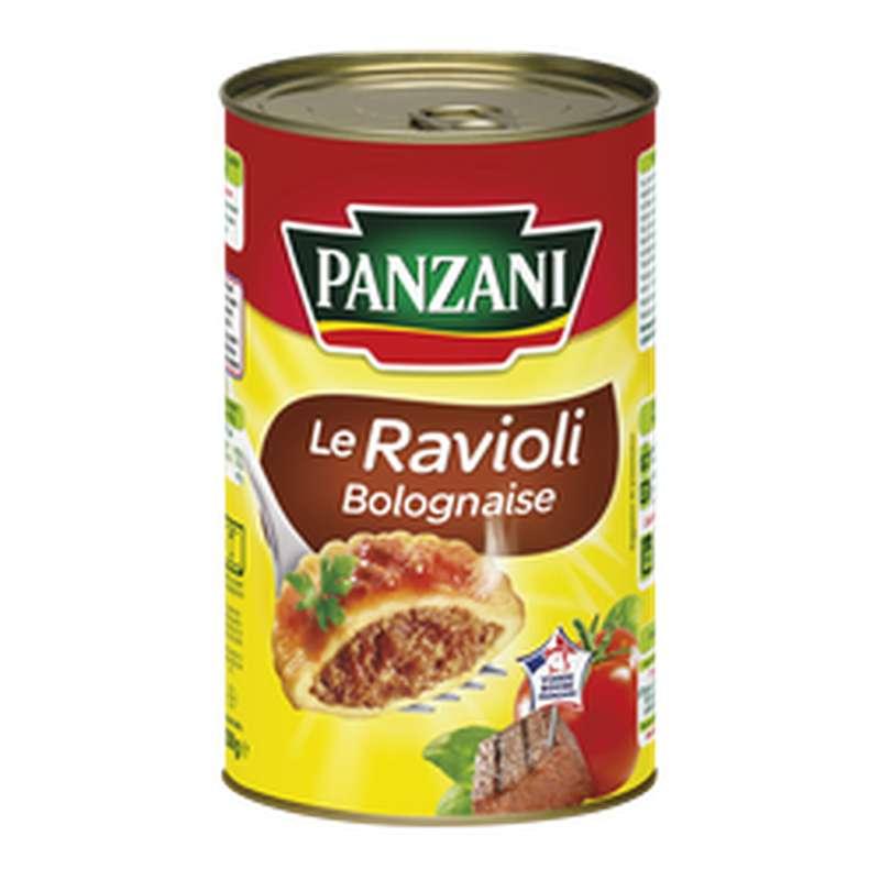 Ravioli sauce bolognaise, Panzani (1,2 kg)
