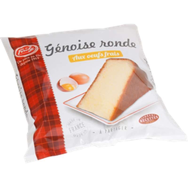 Génoise ronde, Forchy (230 g)