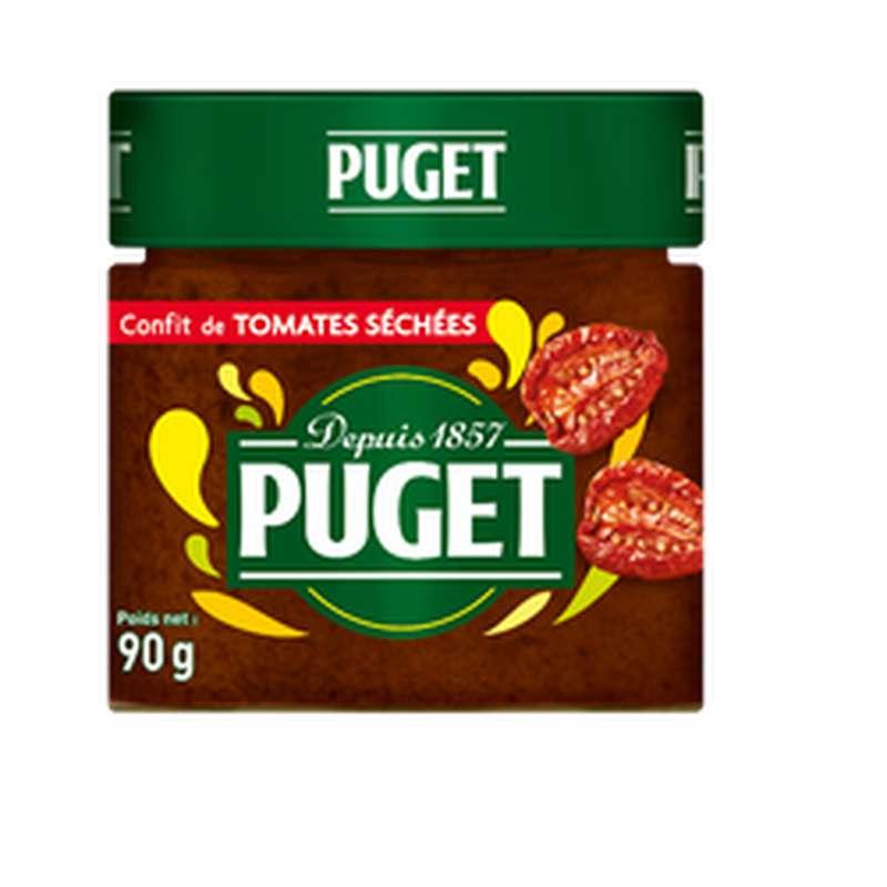 Confit de tomates séchées, Puget (90 g)