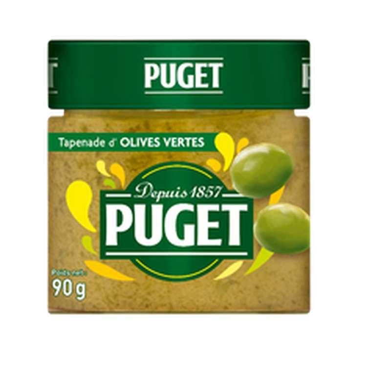 Tapenade d'olive verte, Puget (90 g)