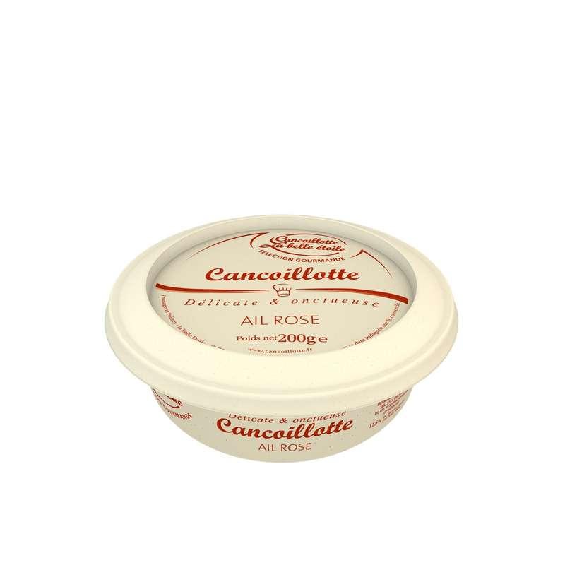 Cancoillotte à l'ail, Poitrey La Belle Etoile (200 g)