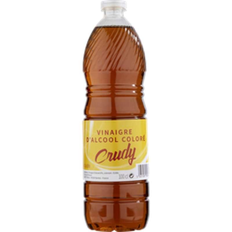 Vinaigre d'alcool coloré, Crudy (1 L)