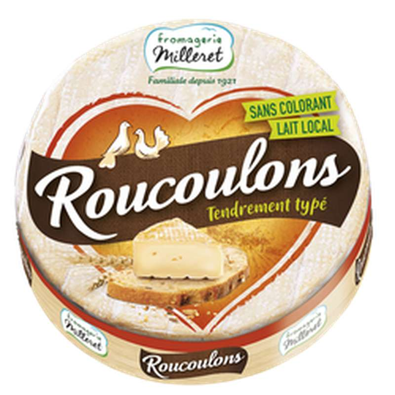 Roucoulons, Fromagerie Milleret (220 g)