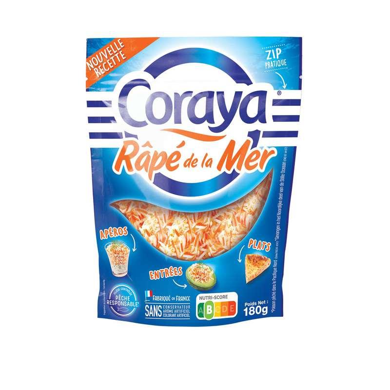 Surimi râpé, Coraya (180 g)