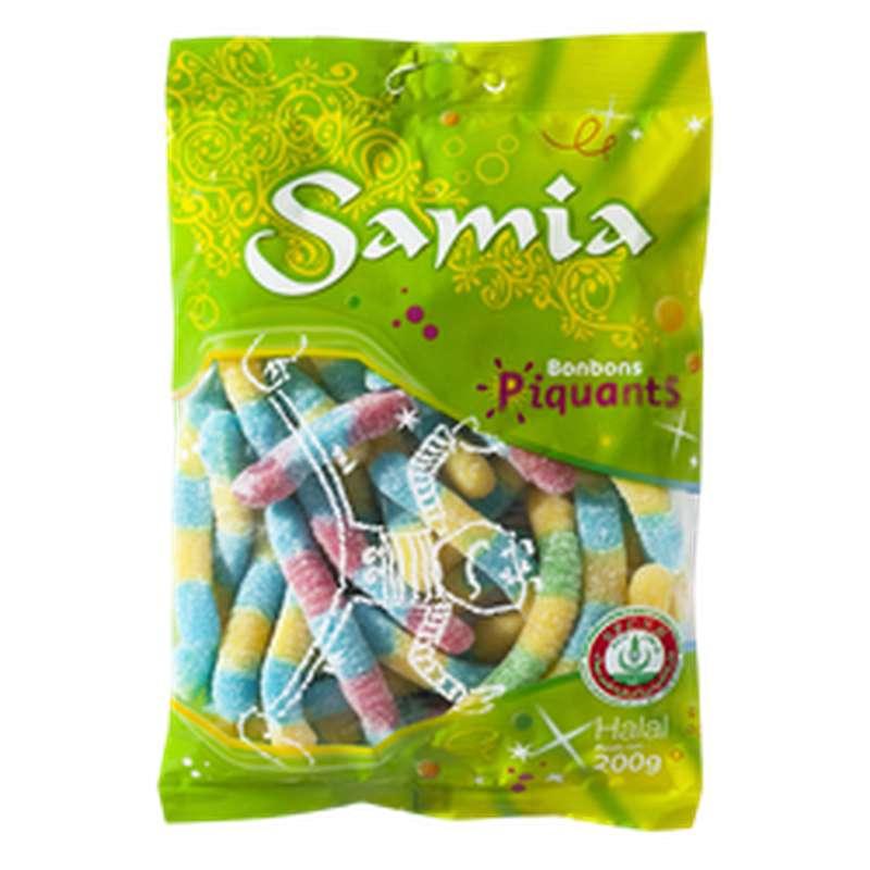 Bonbons vers piquants, Samia (200 g)