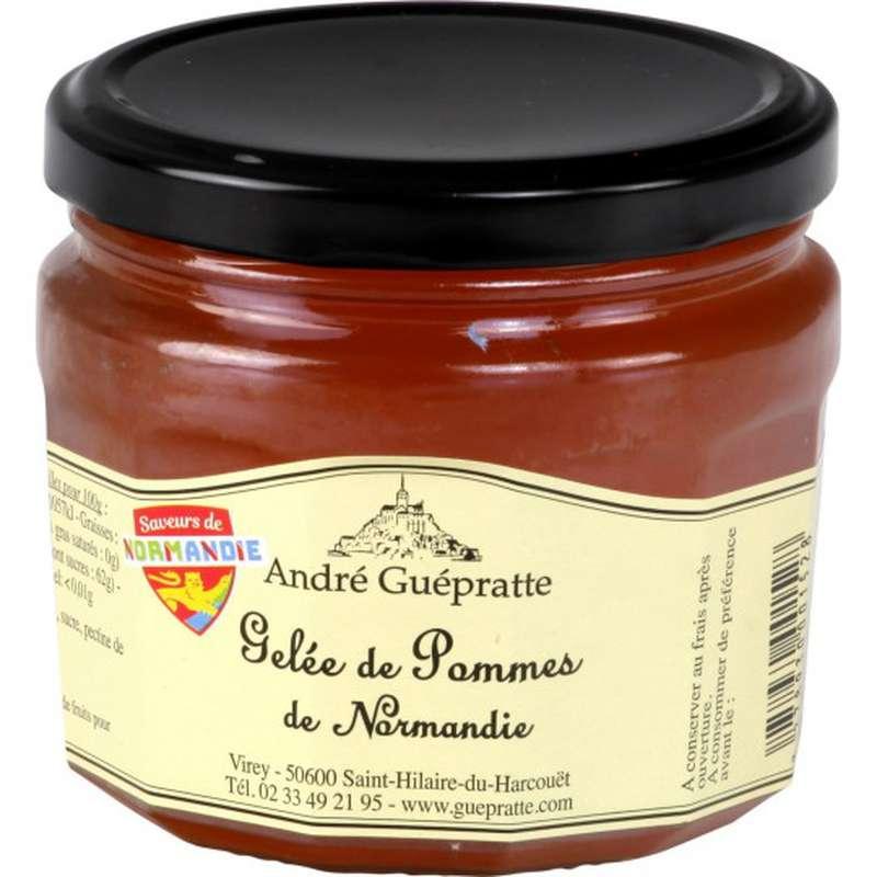 Gelée de pommes, André Guepratte (370 g)