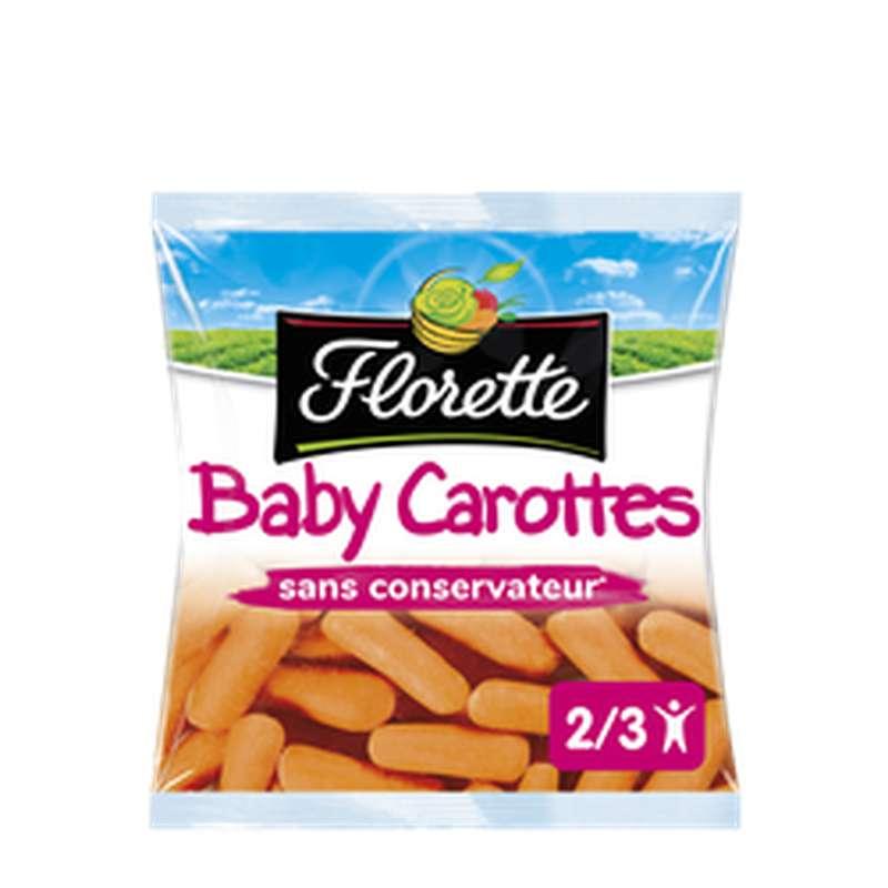 Baby carottes, Florette (250 g)