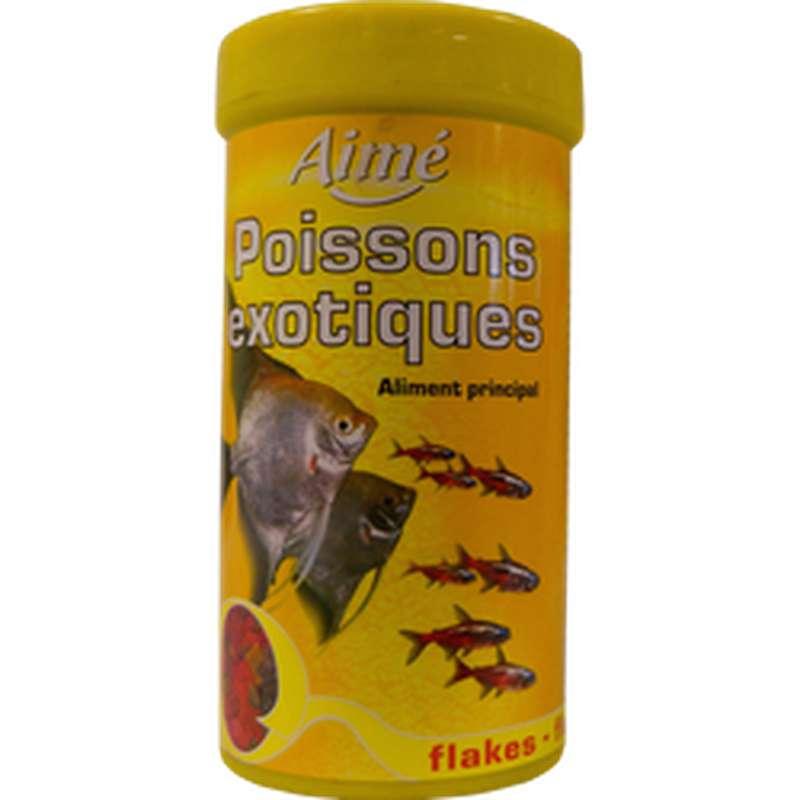 Aliment pour poissons exotiques, Aimé (250 ml)