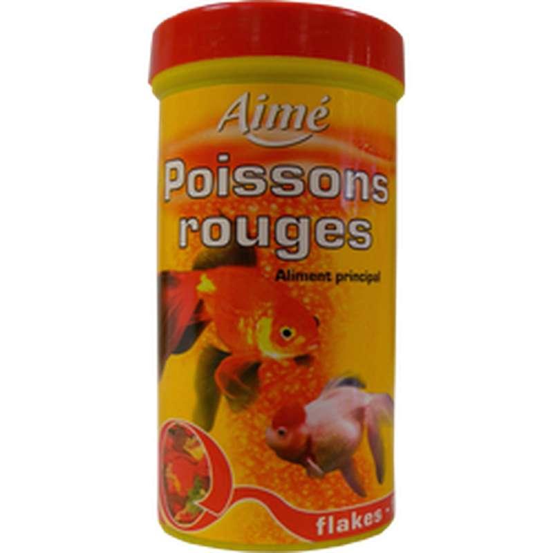 Aliments pour poissons rouges, Aimé (250 ml)