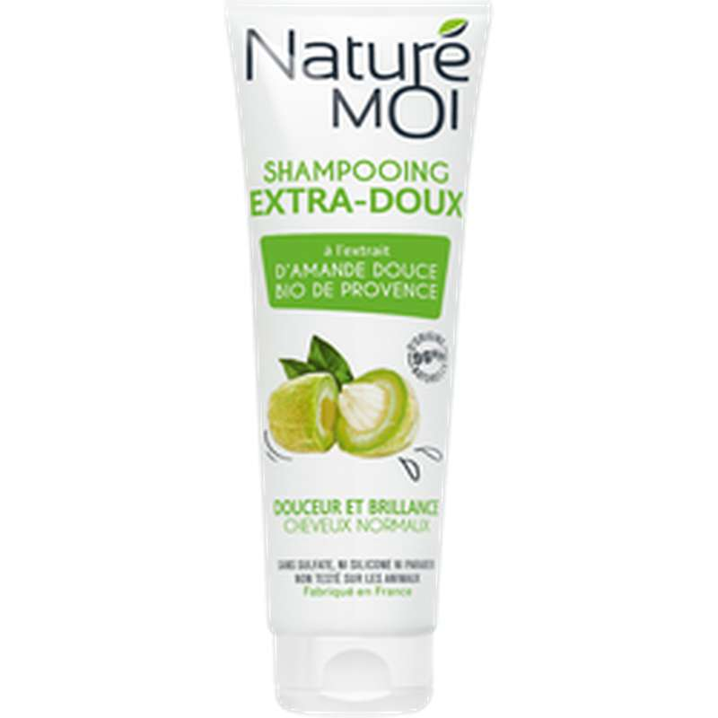 Shampoing extra-doux, Nature Moi (250 ml)