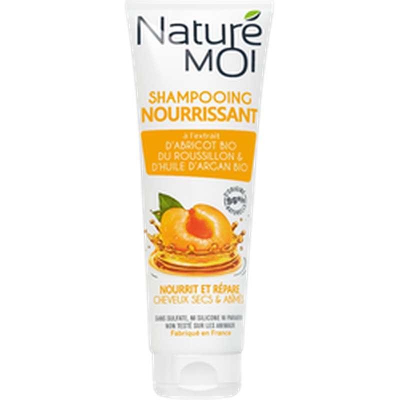 Shampoing nourrissant pour cheveux secs, Nature Moi (250 ml)