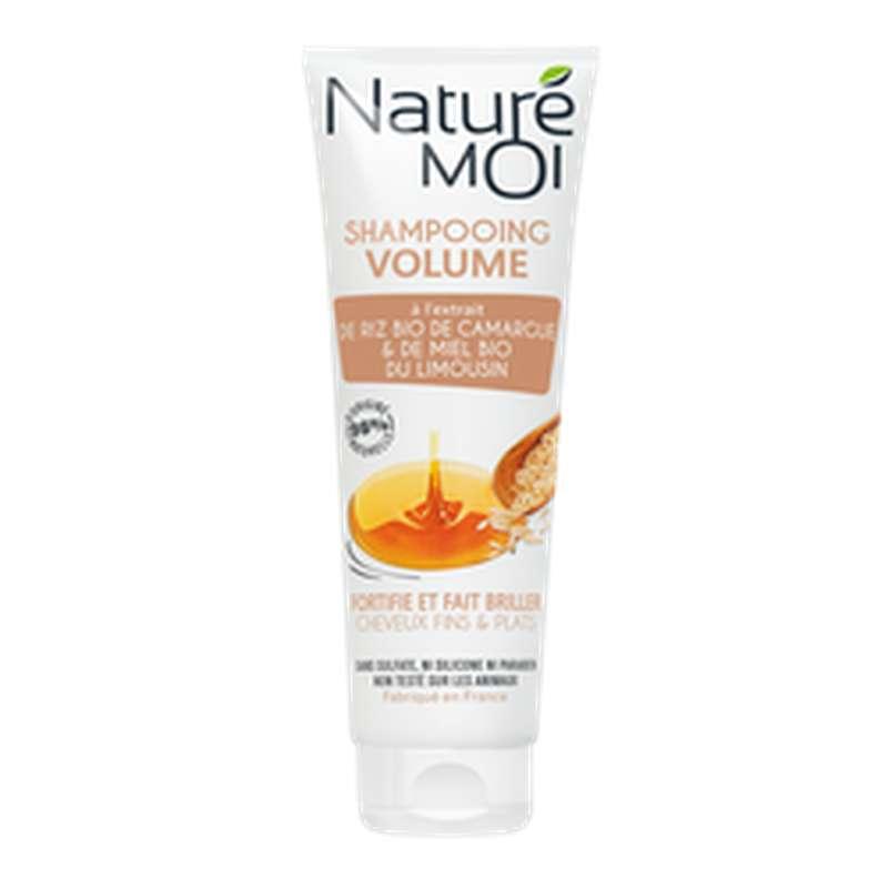 Shampoing volume Cheveux Fins, Nature Moi (250 ml)