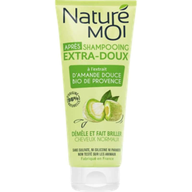 Après-shampoing extra-doux, Nature Moi (200 ml)
