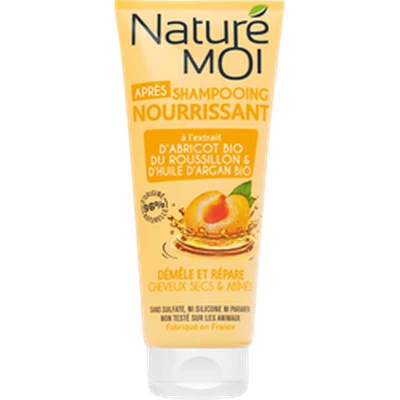 Après-shampoing Nourrissant, Nature Moi (200 ml)