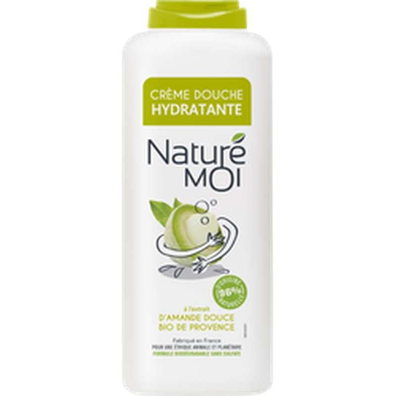 Crème douche hydratant à l'amande douce de Provence, Nature Moi (400 ml)