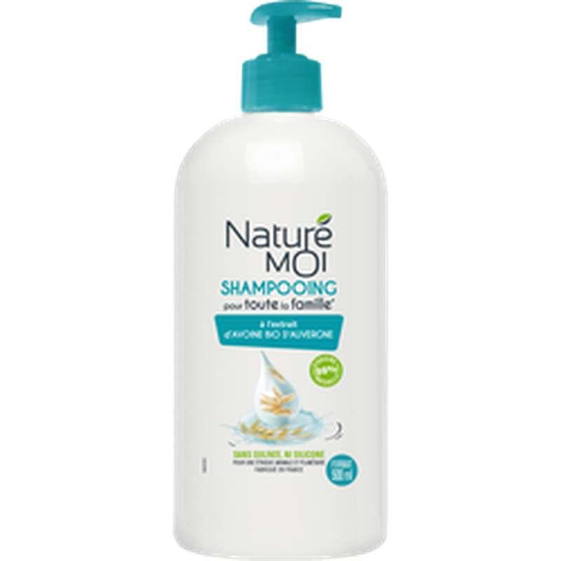 Shampoing pour toute la Famille, Nature Moi (500 ml)