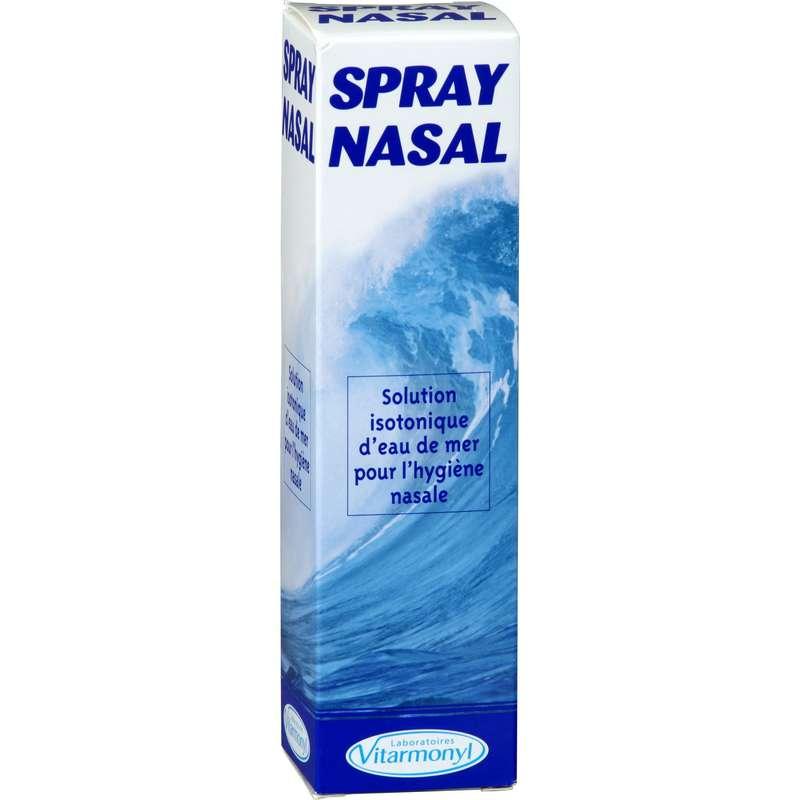 Spray nasal à l'eau de mer, Vitarmonyl (125 ml)