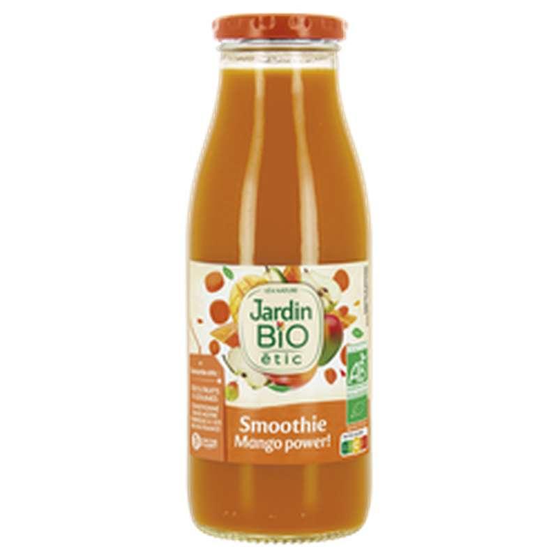 Smoothie Mango Power BIO, Jardin Bio étic (50 cl)