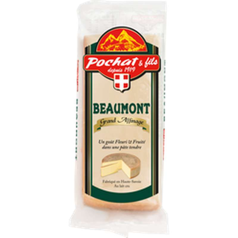 Beaumont de Savoie grand affinage, Pochat & Fils (200 g)