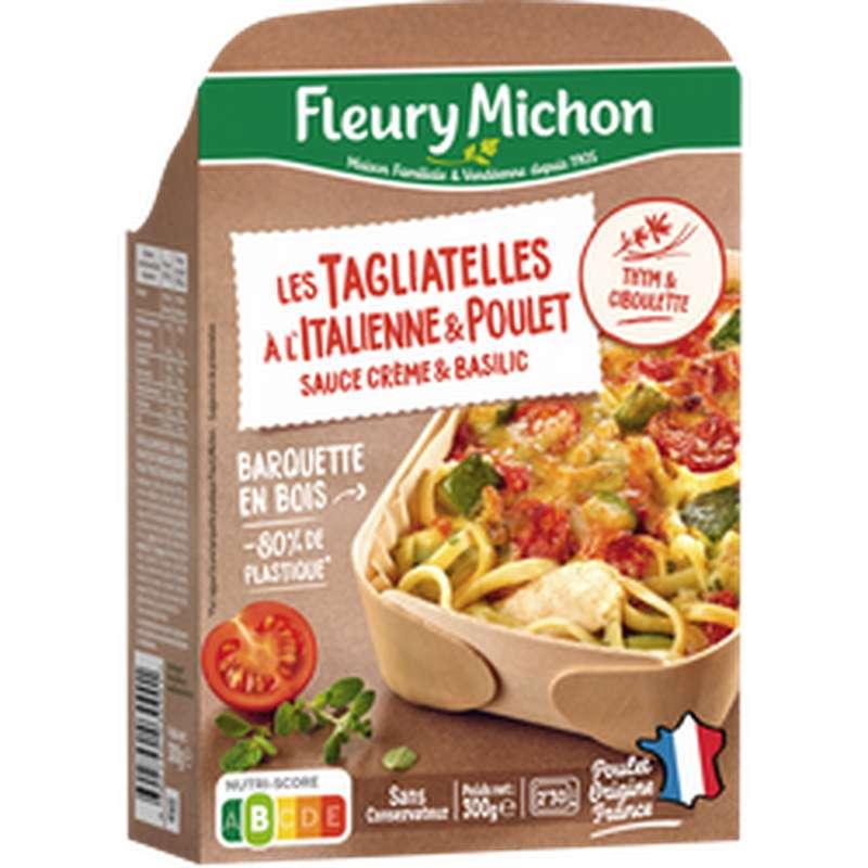 Linguine à l'Italienne, Fleury Michon (300 g)