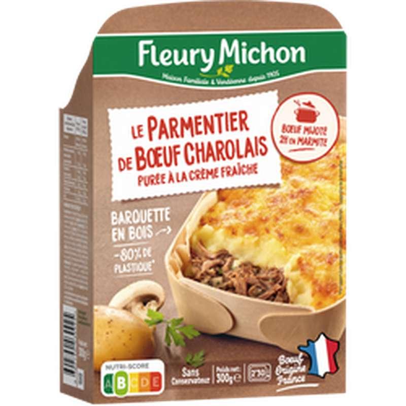 Parmentier de boeuf charolais, Fleury Michon (300 g)