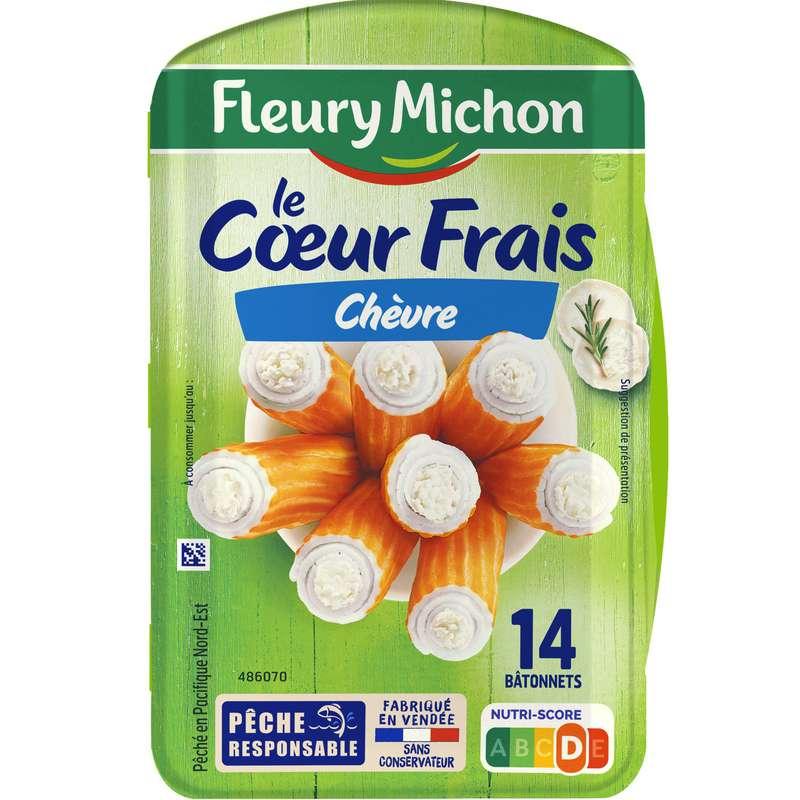Surimi chèvre, Fleury Michon (224 g)