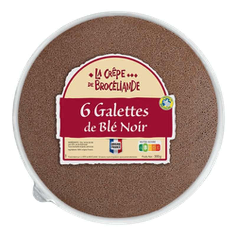 Galette de blé noir, Bernard Jarnoux (x 6, 390 g)