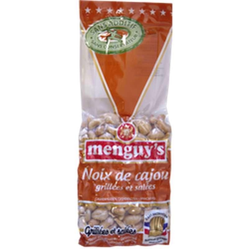 Noix de Cajou Grillées salées, Menguy's (300 g)