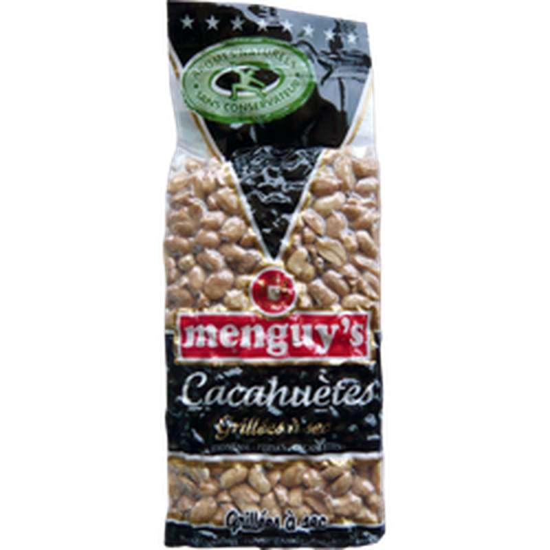 Cacahuètes grillées à Sec, Menguy's (390 g)