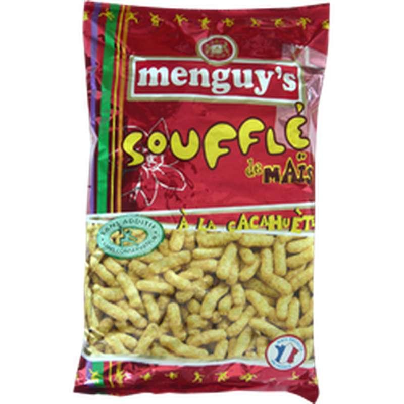 Soufflé de maïs Cacahuète, Menguy's (250 g)