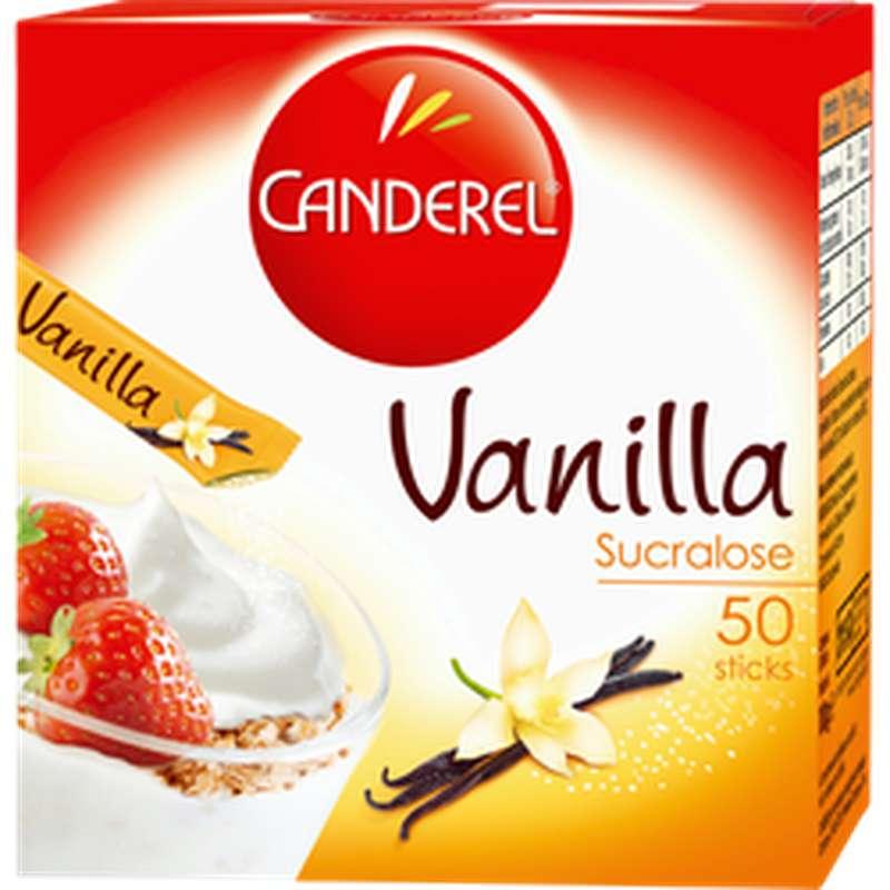 Edulcorant en poudre Vanilla, Canderel (100 g)