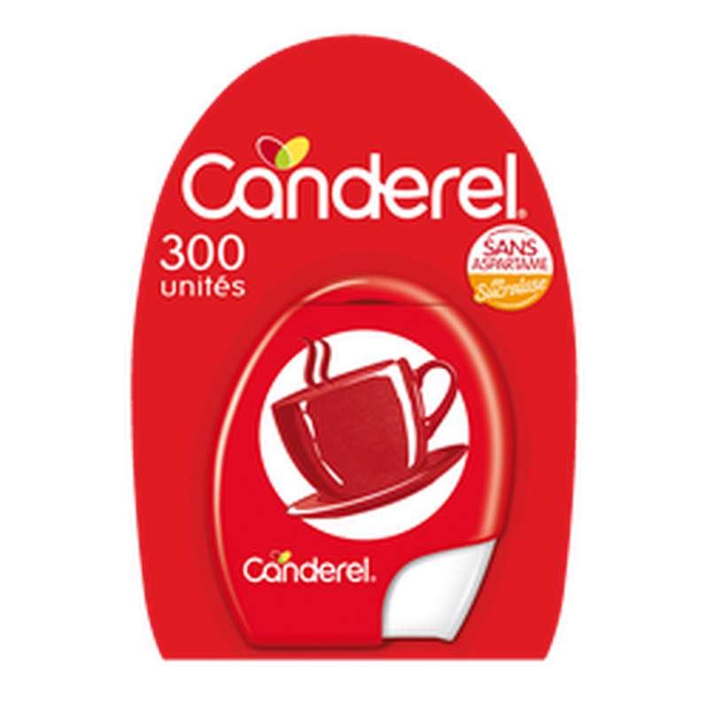 Edulcorant sucralose en comprimés, Canderel (x 300, 26 g)