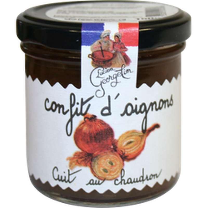 Confit d'oignons, Lucien Georgelin (150 g)