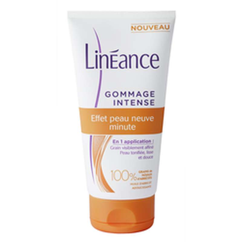 Soin gommage intense, Lineance (150 ml)
