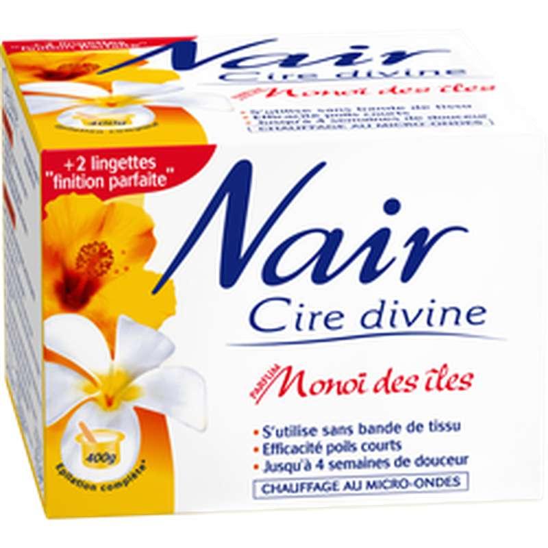 Cire divine parfum monoï, Nair (400 g)