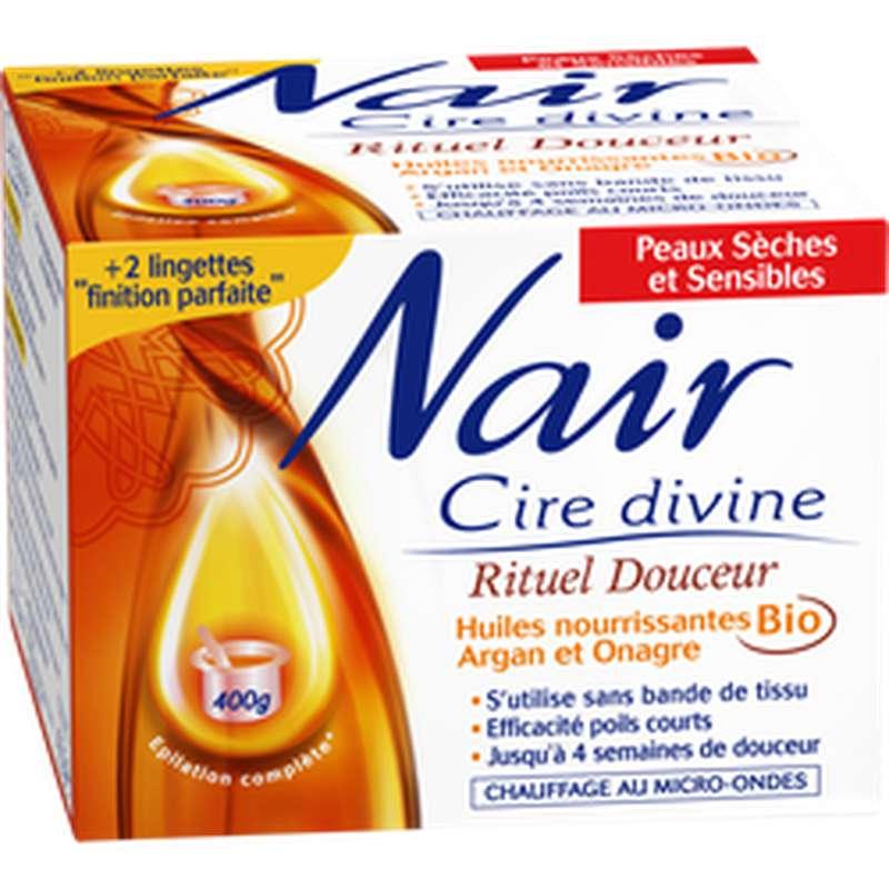 Cire divine rituel douceur, Nair (400 g)