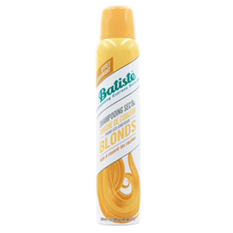 Shampoing sec Blonde, Batiste (200 ml)