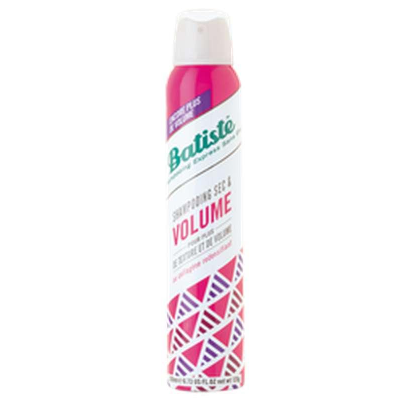 Shampoing sec Volume, Batiste (200 ml)