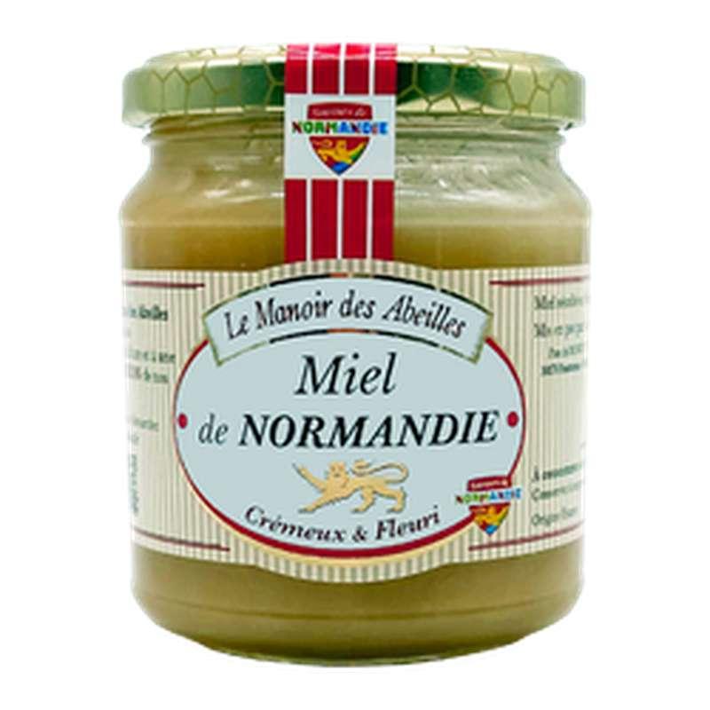 Miel de Normandie, La manoir des abeilles (350 g)