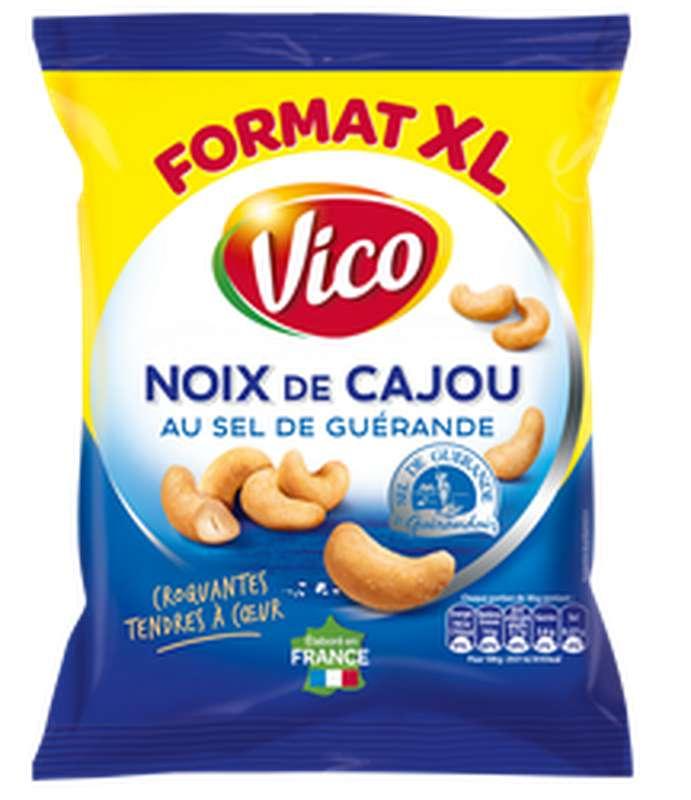 Noix de Cajou Grillés à Sec Sel, Vico (230 g)