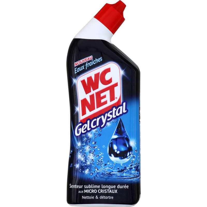 Gel WC gelcrystal eaux fraîches, Wc Net (750 ml)