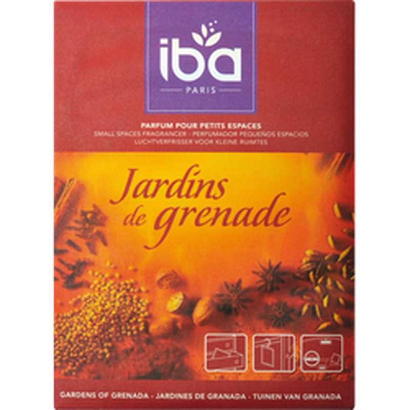 Désodorisant spécial linge Jardin de Grenade, IBA