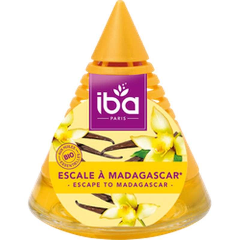 Parfum d'ambiance à mèche Madagascar, IBA