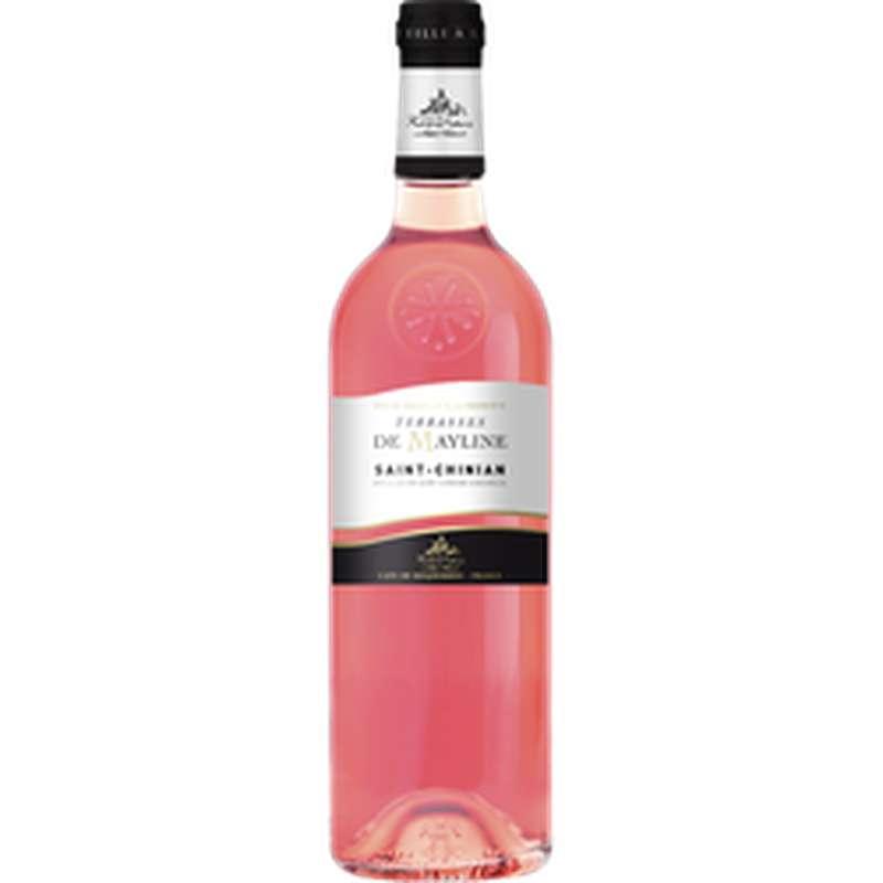 Vin rosé AOC Saint Chinian 2020 Terrasses de Mayline (75 cl)