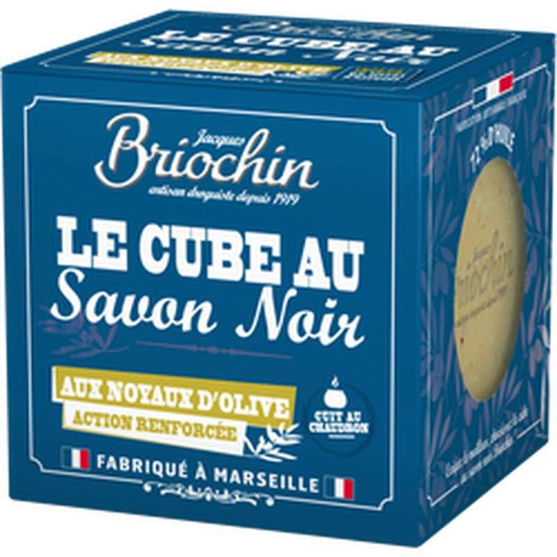 Cube au savon Noir, Briochin (300 g)