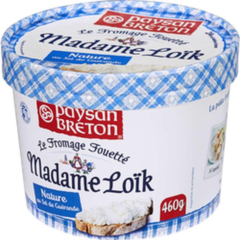 Madame Loïk au sel de Guérande, Paysan Breton (460 g)