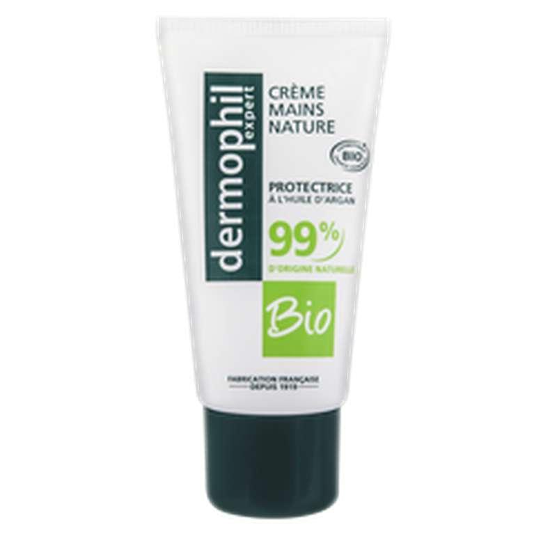Crème protectrice mains BIO, Dermophil (75 ml)