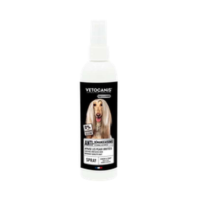 Spray calmant anti démangeaison, Vetocanis (250 ml)